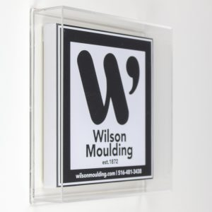 Six Sided Acrylic Box - Wilson Moulding