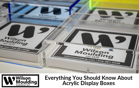 Everything You Should Know About Acrylic Display Boxes