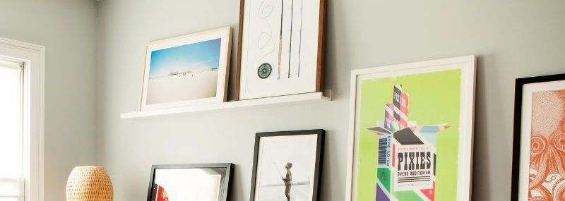 5 Custom Picture Framing Ways To Make Your Walls Interesting