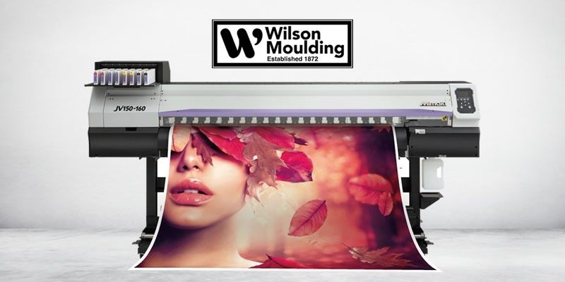 Customization in Wide-Format Printing