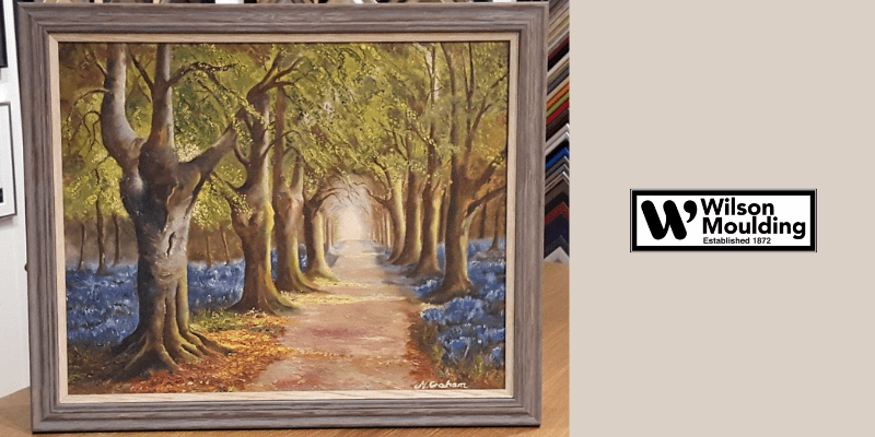 Choosing the Right Frame for Oil Paintings