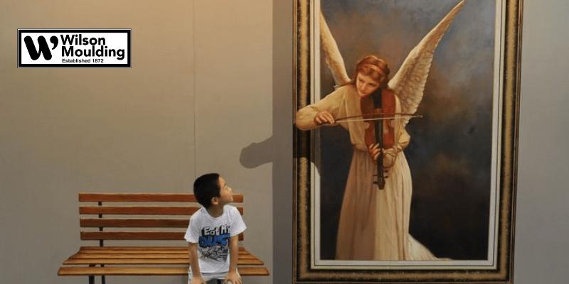 How to Frame 3D Artwork