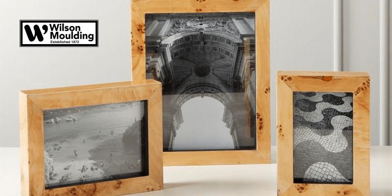 Wheat Wood Frames