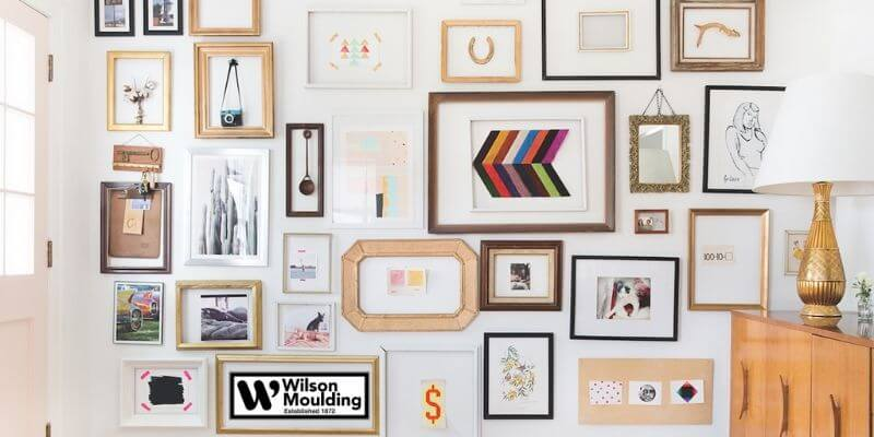 Be Creative When Hanging Your Wall Art