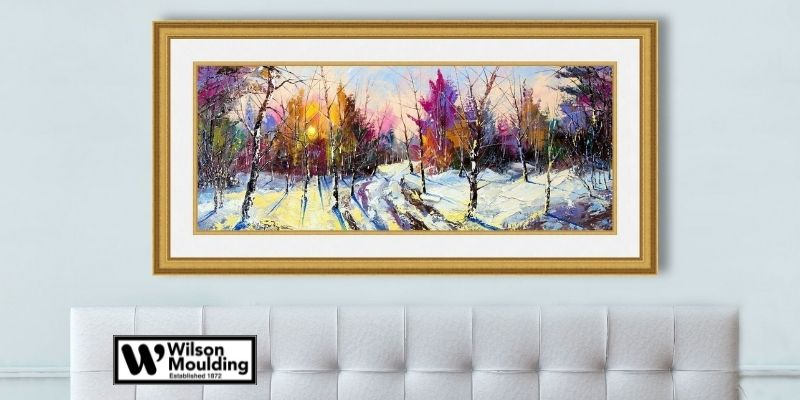 Which Type of Artworks are Suited For Acrylic Frames