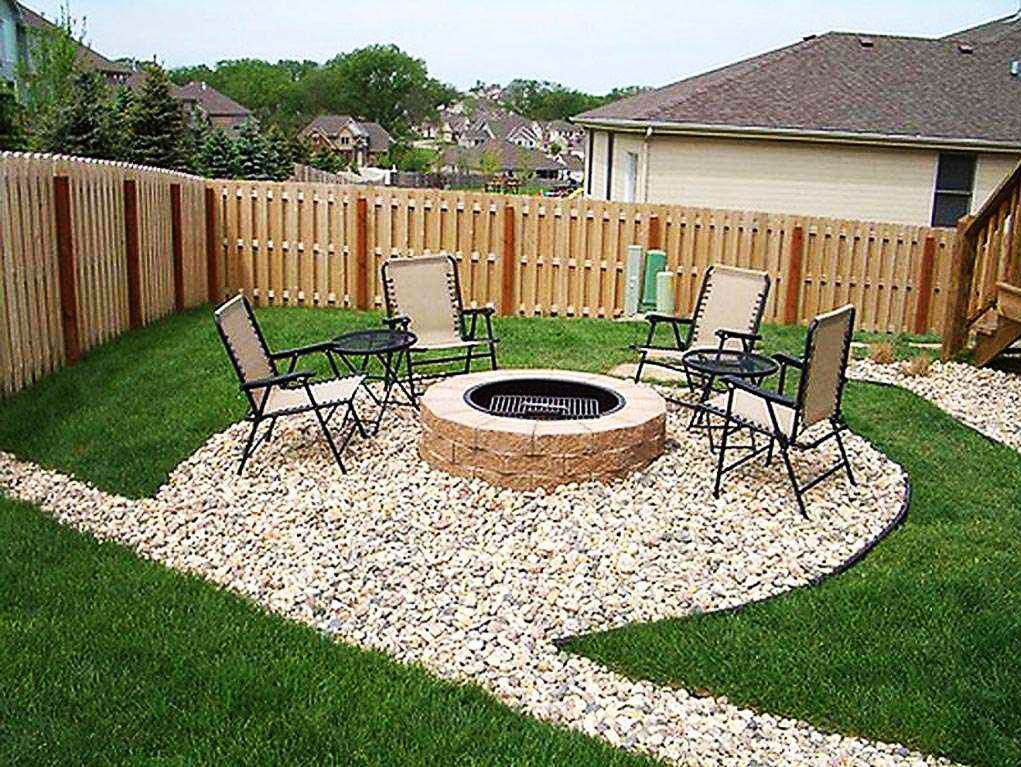 Innovative Backyard Design Ideas For Small Yards - Wilson ... on Small Yard Landscaping id=78663