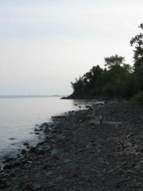 Northshore looking towards Duluth