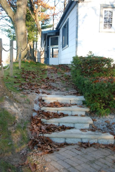New West Side Stairs