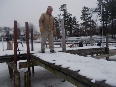2014 WYC Dock Work Party 003
