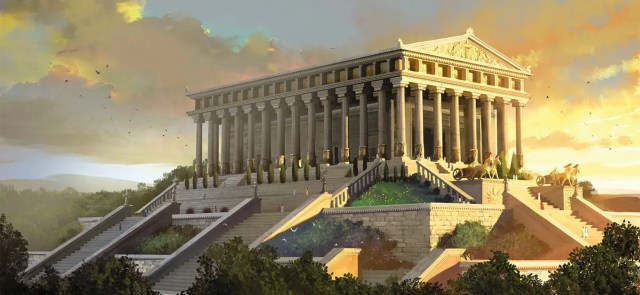 Image result for Diana's temple