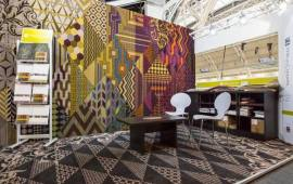 Wilton Carpets Leave A Glowing Impression At Sleep