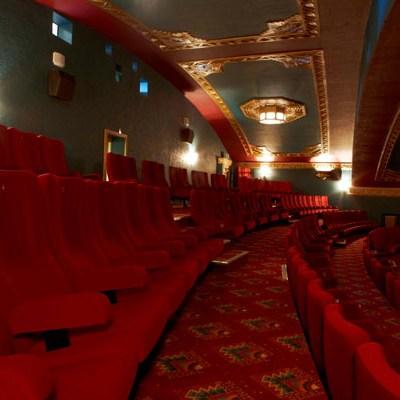 Cinema Carpet at the Regal Cinema from Wilton Carpets