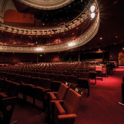 Grand Theatre Wilton Carpets