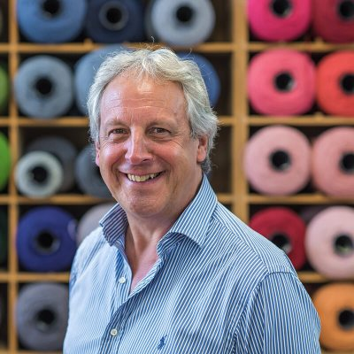 James Sprint, CEO Wilton Carpets