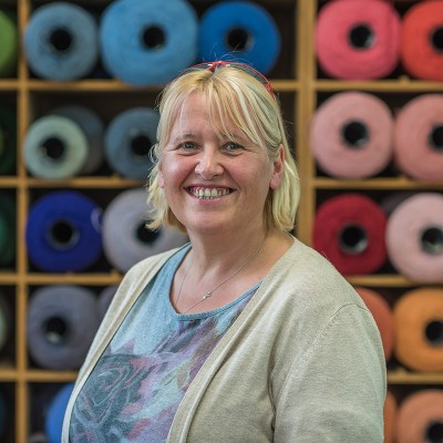 Janet Snook Wilton Carpets