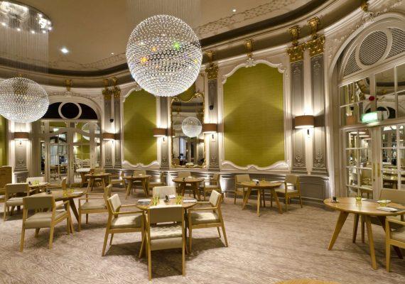 Restaurant carpet, commercial axminster or tufted carpet ideal for restaurants