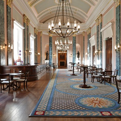 Theatre Royal Drury Lane Wilton Commercial Carpets