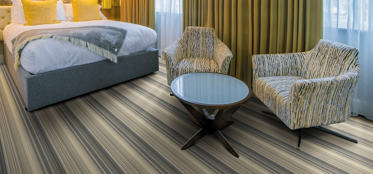 Catalyst Collection Custom Tufted Carpet from Wilton Carpets