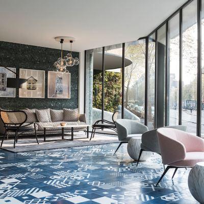 Credit: Kimpton De Witt Amsterdam and the design was overseen by Kimpton's Global SVP of Design & Creative Director, Ave Bradley.