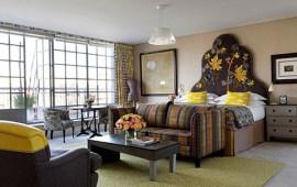 Soho Hotel, London – Kit Kemp Launches collaboration with Wilton Carpets