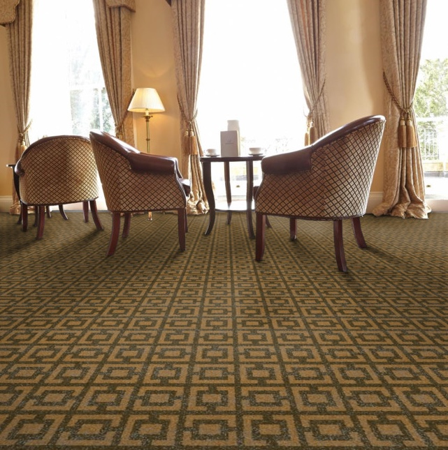Mansion Equilibrium from the Mansion bespoke Axminster carpet range from Wilton Carpets