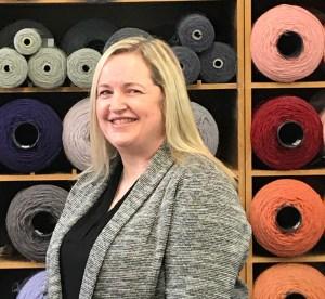 Sarah Fry, Sales Administrator, Wilton Carpets