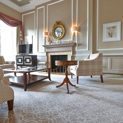 Royal Crescent Hotel Bath Wilton Commercial Carpets