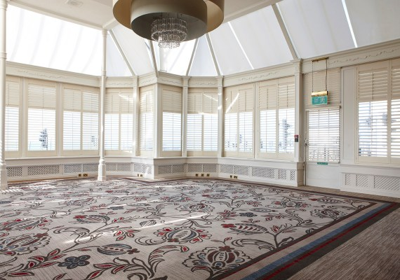Grand Hotel, Brighton, Wilton Bespoke Carpet