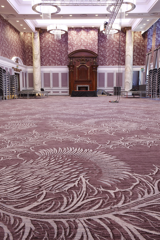 Grand Central Hotel Wilton Carpets