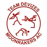 Team Devizes - Moonrakers AC logo