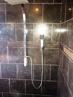 Marble Shower Wall Tiles Marlborough After Cleaning
