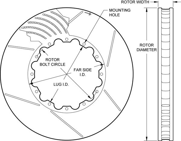 Rotor No: 160-13804