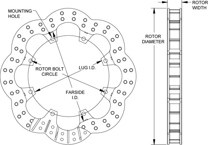 Rotor No: 160-12041