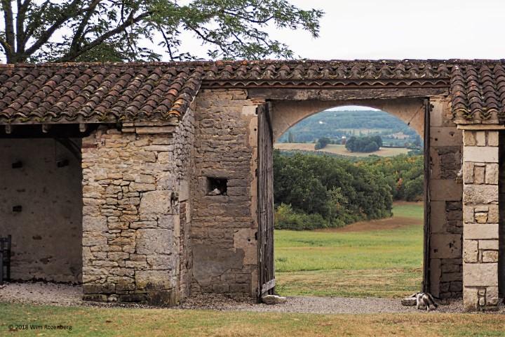 poort Canel Thézac