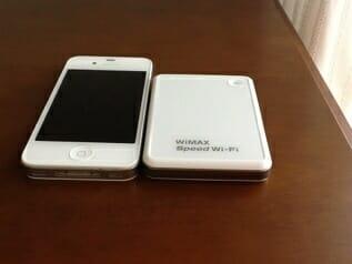 iPhone4SのWifi運用中に3G通信オン!どのぐらいパケ漏れしてしまうのか