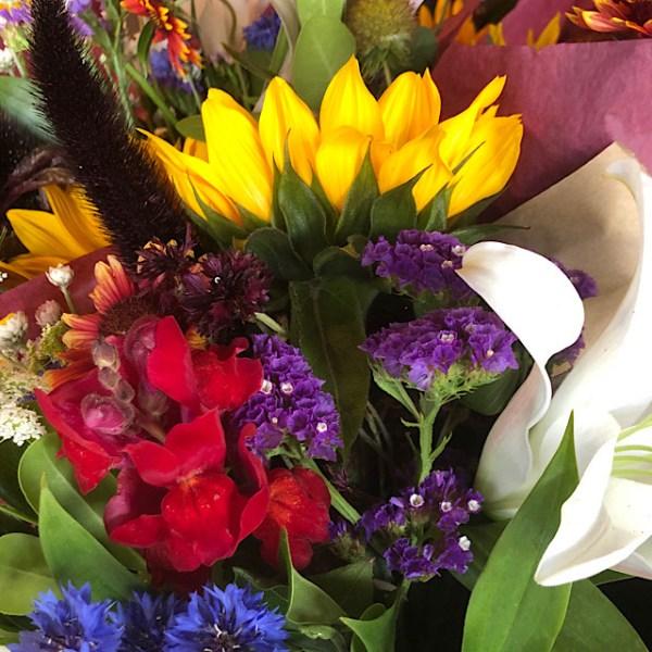 Summer flowers from Wimbee Creek Farm