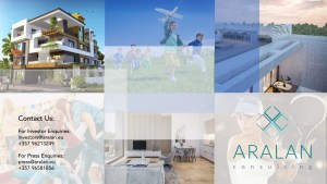 Wimbledon Park Apart-Hotel and Tennis Academy in Cyprus by Grand Slam Park and Aralan COnsulting