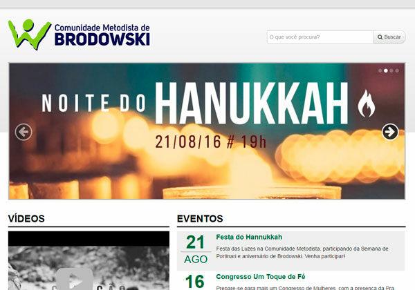 Comunidade Metodista de Brodowki