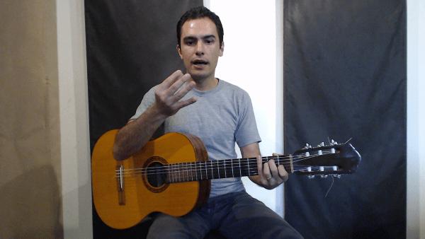 Curso de Violão Online - 1