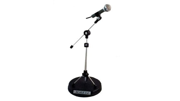 Miniatura de Microfone sem Fio