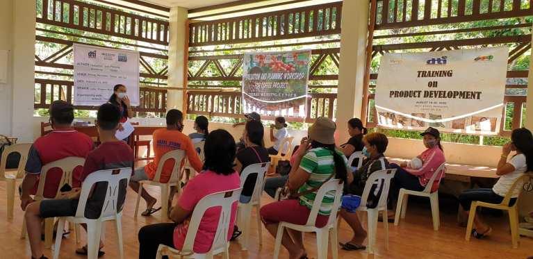 Tribal Women Weavers Association (TWWA) Plant Coffee