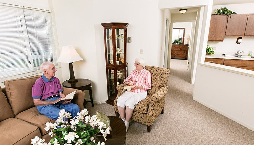 Forest Ridge Senior Living Apartments