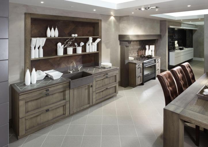 Keukencentrum Wim van der Ham - Handgemaakte landelijke keuken 01