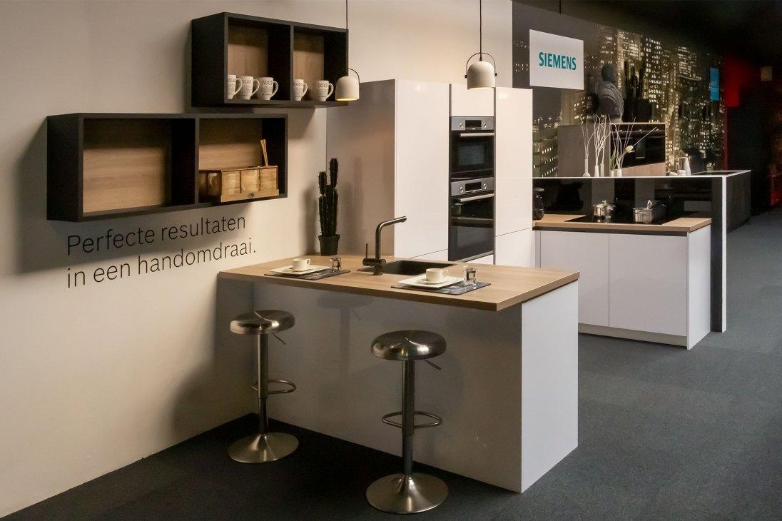 Keukencentrum Wim van der Ham - Moderne keuken 23
