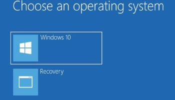 rescue boot disk for windows 10