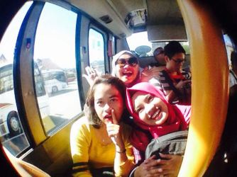 Shuttle Bus #3