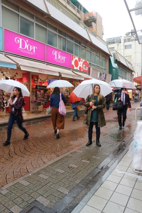 Harajuku street view #1