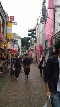 Harajuku street view #2