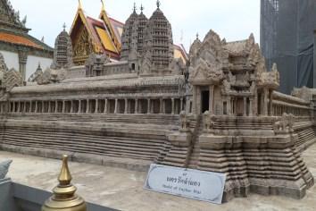 Replika dari Angkor Wat
