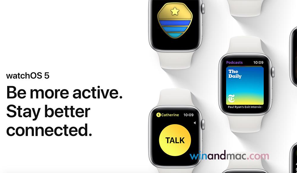watchOS 5.1更新整死機!? Apple Watch用家叫救命 - winandmac.com